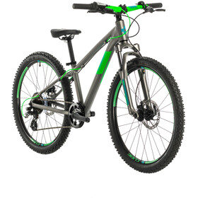 Cube Acid 240 Disc Niños, grey/neon green